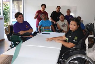 enfants handicapés mission