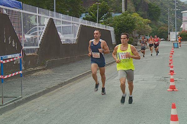 10 km course Punaruu