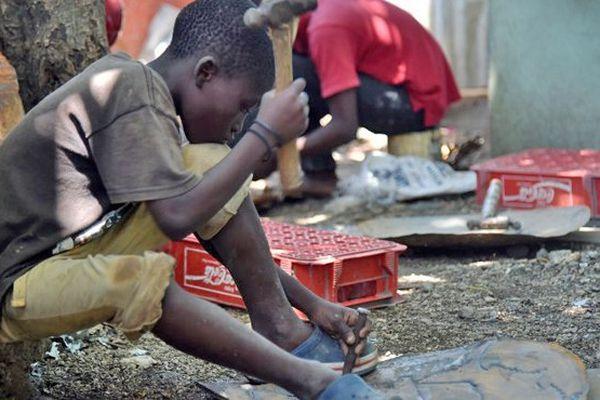 haiti enfants