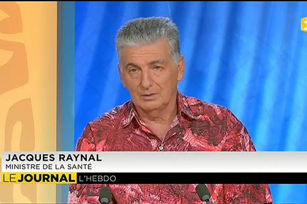 Jacques Raynal : invité de l'Hebdo
