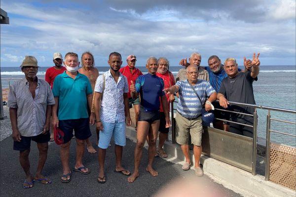 Manifestation des pêcheurs traditionnels à Terre-Sainte