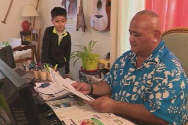 Soane Sinamo, originaire de Wallis et Futuna se lance dans la politique en Métropole