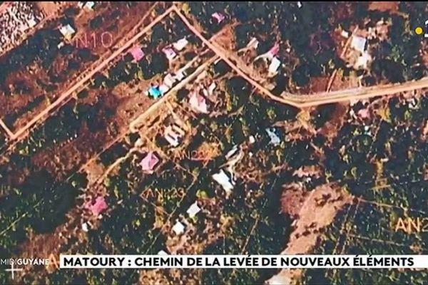 La Levée à Matoury : des titres de propriété, un cadastre et des bornages qui ne correspondent pas....