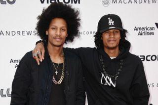"""Les Twins"""", Larry et Laurent Bourgeois, des jumeaux originaires de Guadeloupe, ont remporté la finale de l'émission """"World of Dance"""" aux Etats-Unis."""