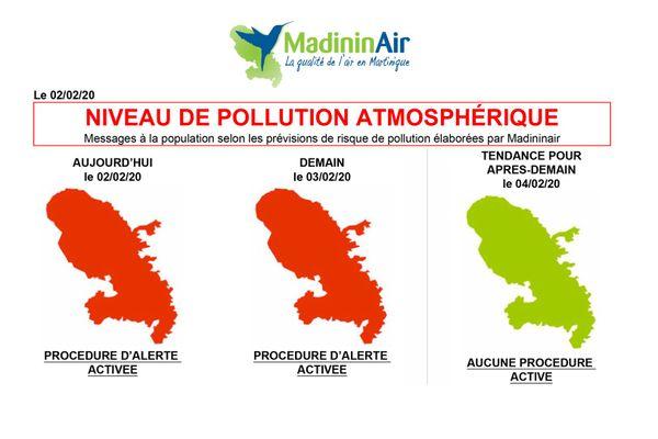Pollution atmosphérique : l'épisode brumeux persiste le 2 février 2020