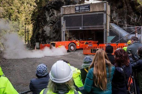 Nouvelle Zélande : Réouverture mine meurtrière