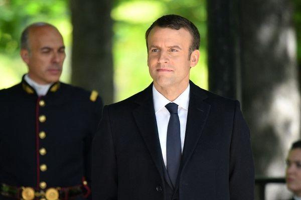 Macron 10 mai 2017