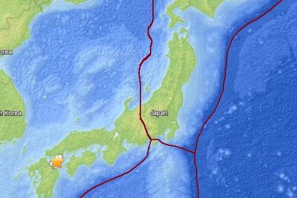 tremblement de terre japon 13-03-14