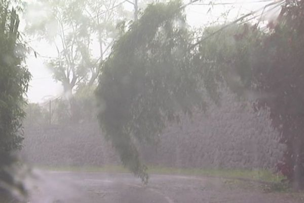 Fortes pluies prévues