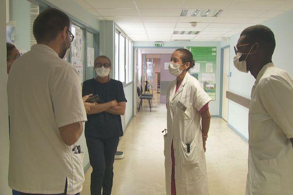 Les infirmiers libéraux en renfort de l'hôpital public