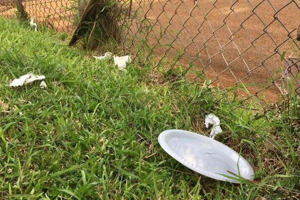 Les déchets peuvent devenir des nids de moustiques