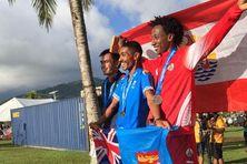 Fidji termine 1er, Tahiti 2e.
