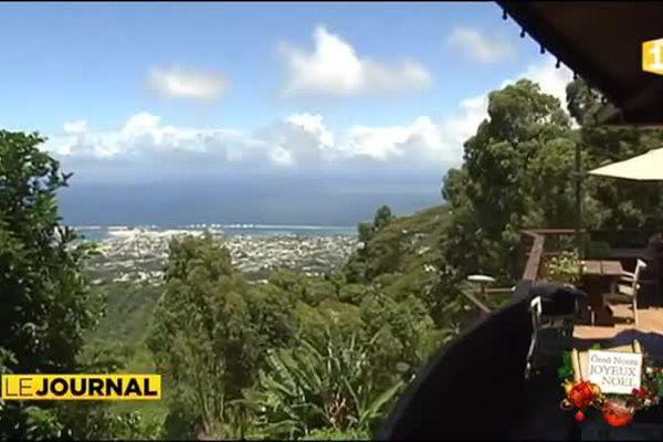 Le nouvel écrin du Belvédère : Le restaurant le plus haut de Polynésie