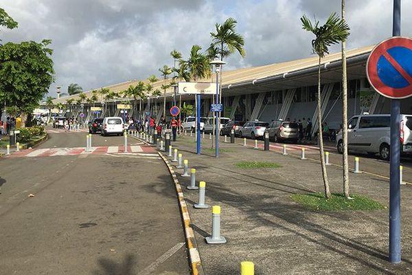 Aeroport Aimé Césaire