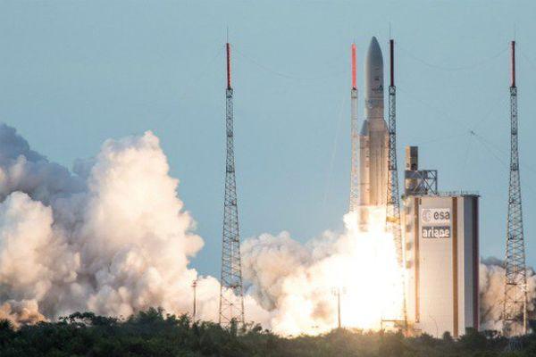 Lancement réussi pour Ariane 5, Arianespace retrouve son rythme de croisière
