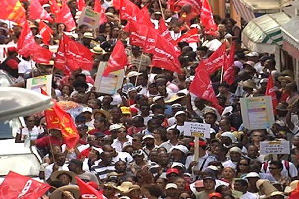 Manifestation février 2009