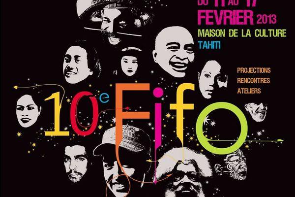 Affiche FIFO 2013