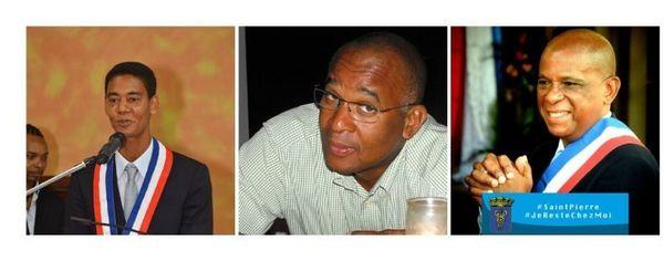 Maires de Martinique