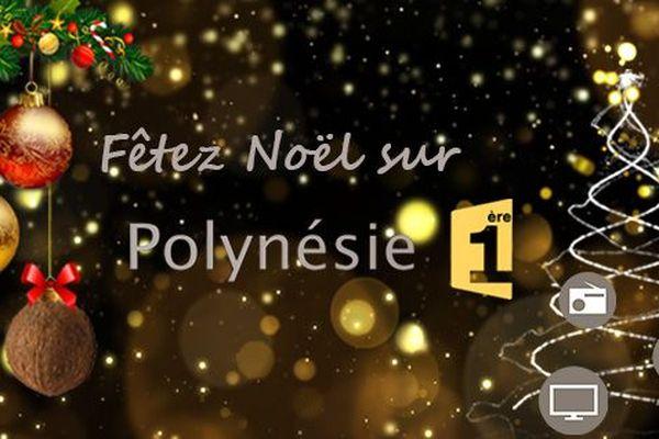 Noël sur Polynésie 1ère