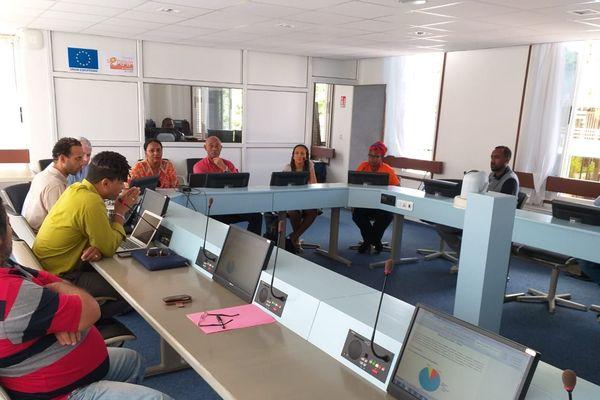 Réflexion autour du projet Guyane