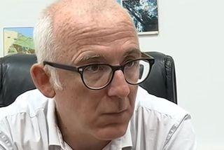 Samuel Finielz procureur de la République en conférence de presse le 18 mars 2019