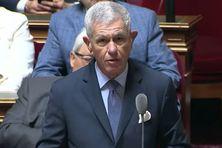 Pierre Frogier lors des questions du Sénat au gouvernement, 6 juin 2019.
