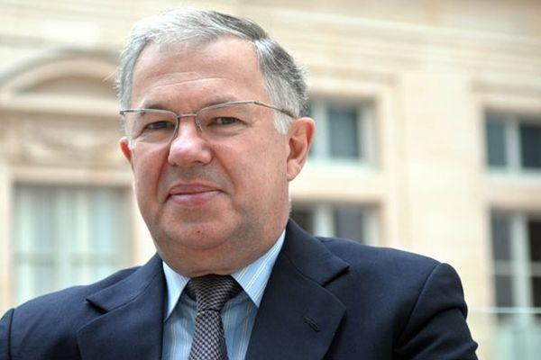 Chateauvieux, président du groupe Bourbon