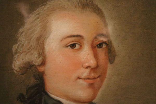 Portrait de Jean-Louis 1er de Baour, armateur bordelais (musée d'Aquitaine)