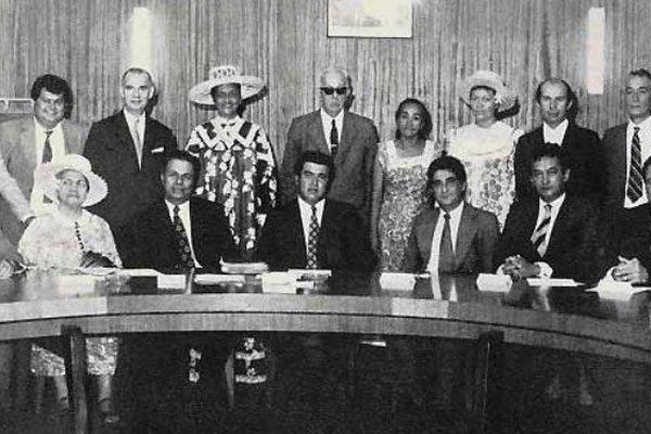 L'Académie tahitienne a été créée en 1972
