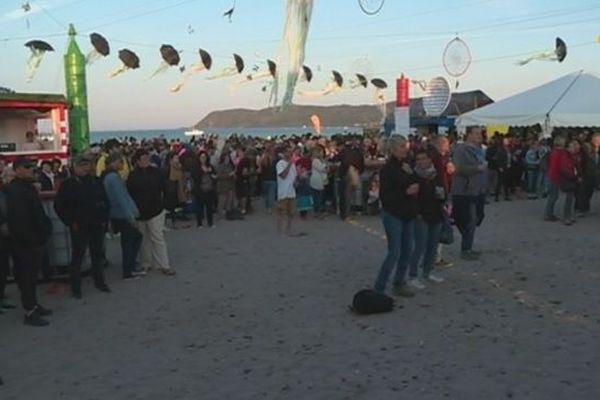 Le soleil au rendez-vous de la 7e édition du Dunefest
