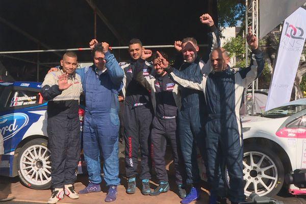Les vainqueurs du Tour-auto