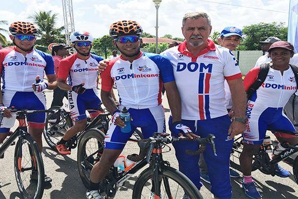 République Dominicaine aux championnats de la Caraibe