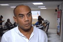 Eric Baray, skipper et porte drapeau de la destination Martinique