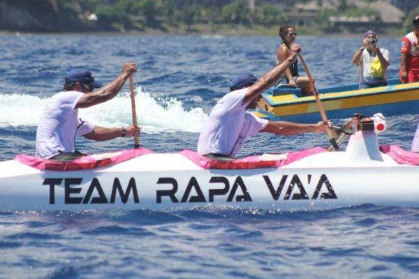Team Rapa Va'a