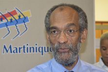 Bernard Edouard, président du Medef Martinique (9 janvier 2018)
