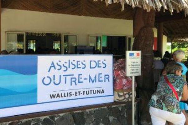 les assises de l'OM à wallis et futuna