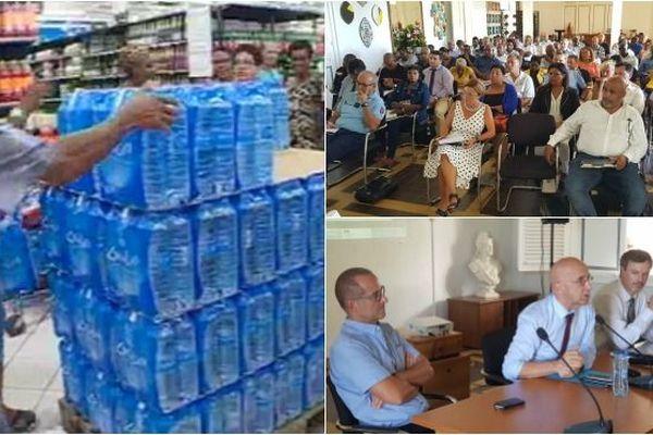 La Guadeloupe et la Martinique se préparent à l'arrivée du cyclone Isaac