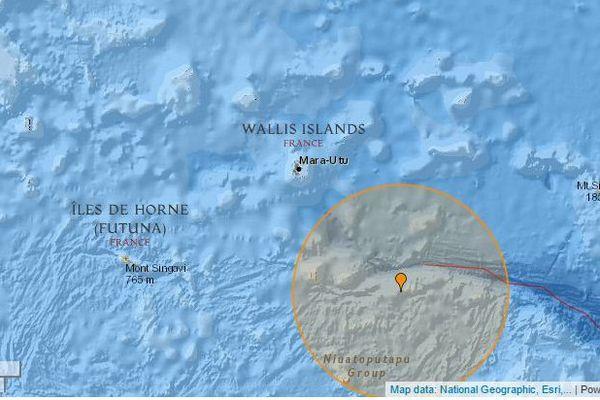 seisme 9. à 194km de mata utu, 21 novembre 2017