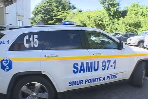 SAMU de la Guadeloupe
