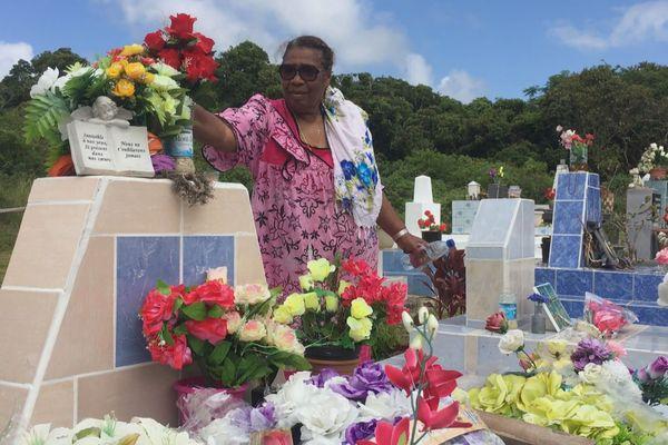 Hommage aux morts de Luecila-Hnapalu le 26 décembre