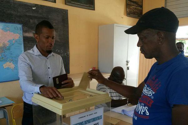 Bureau de vote de Sainte Rose