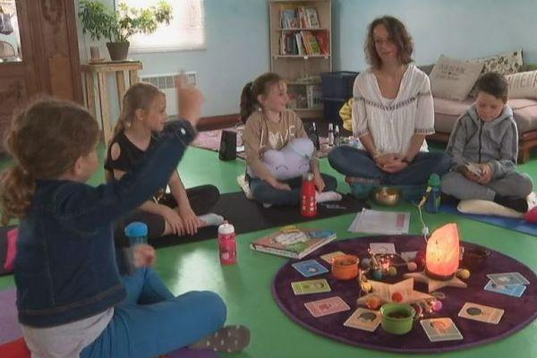 À Saint-Pierre, des ateliers pour prendre soin de soi dès le plus jeune âge