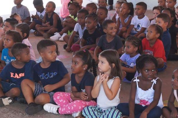 Journée nationale de lutte contre le harcèlement scolaire à l'école Phinéra-Horth