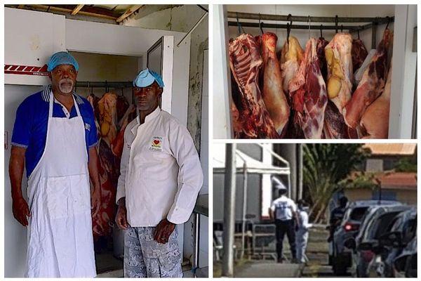 Saint-Joseph :vente de viandes