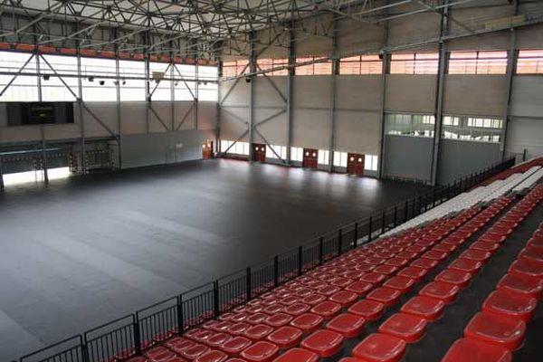 Palais des sports du Gosier 2