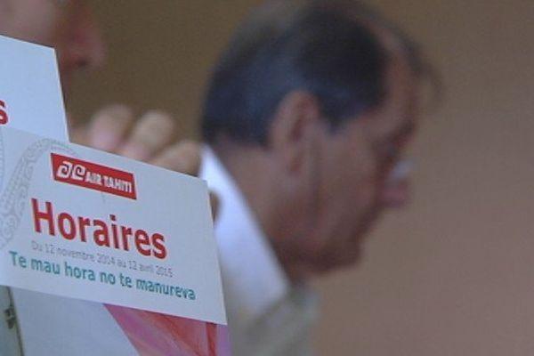 Air Tahiti réduit ses fréquences et maintient ses lignes
