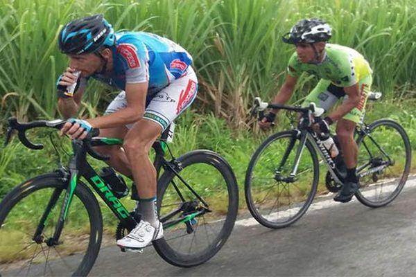 Cyclisme tour de Marie-Galante