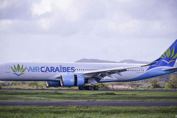 Airbus A350 air caraibes