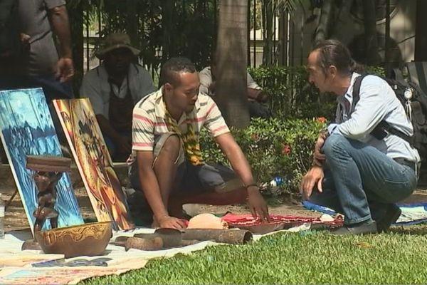Artistes Papous