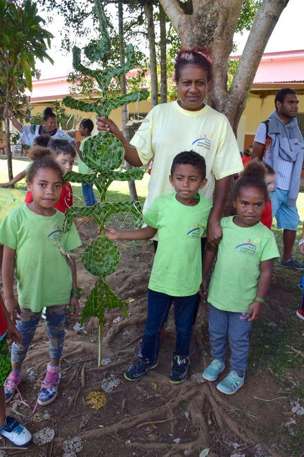 Echange maternelle du Vallon Dore / école de Saint-Louis